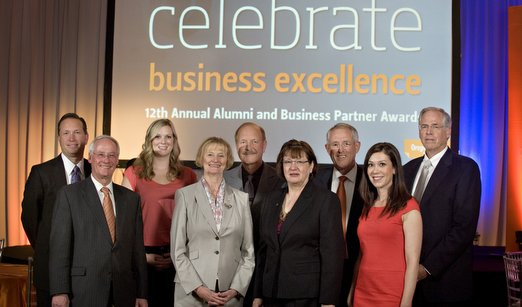 Honorees at the 2013 Celebration of Excellence