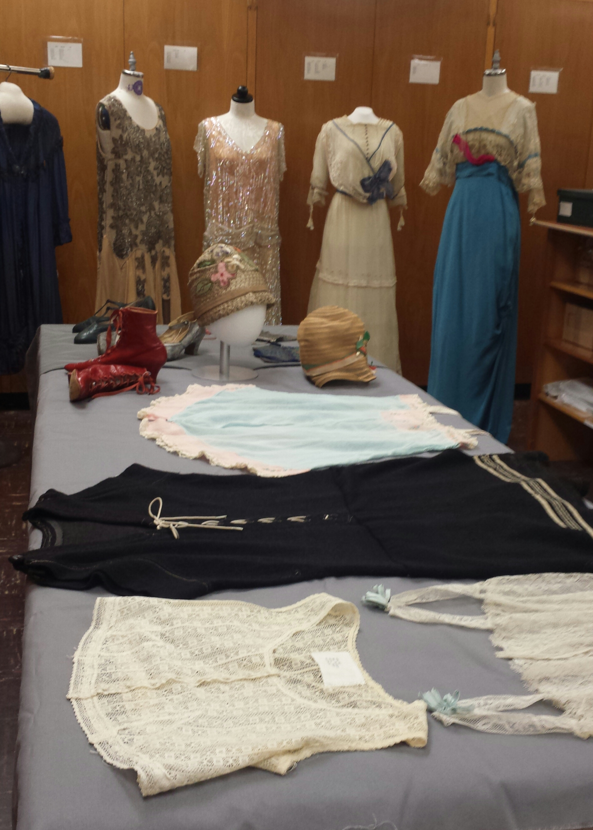 Dress from Historic and Cultural Textile and Apparel Collection