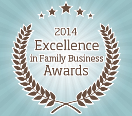 Family business awards 2014