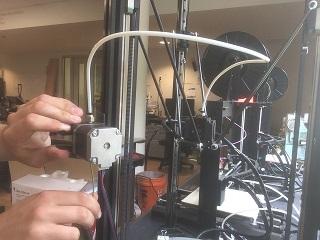 Pulling Filament