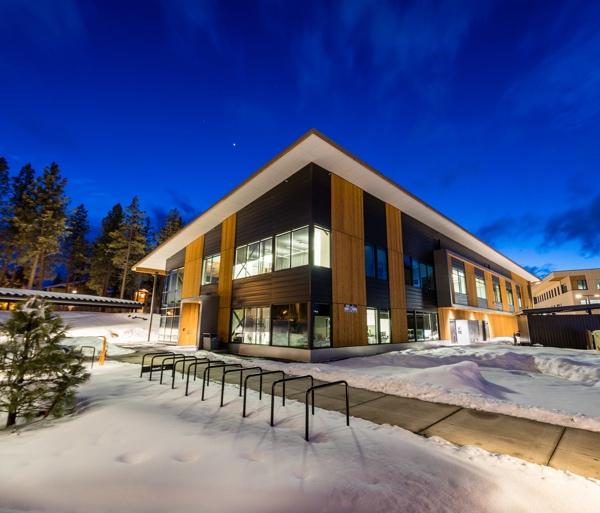 Bend, Oregon OSU Cascades campus