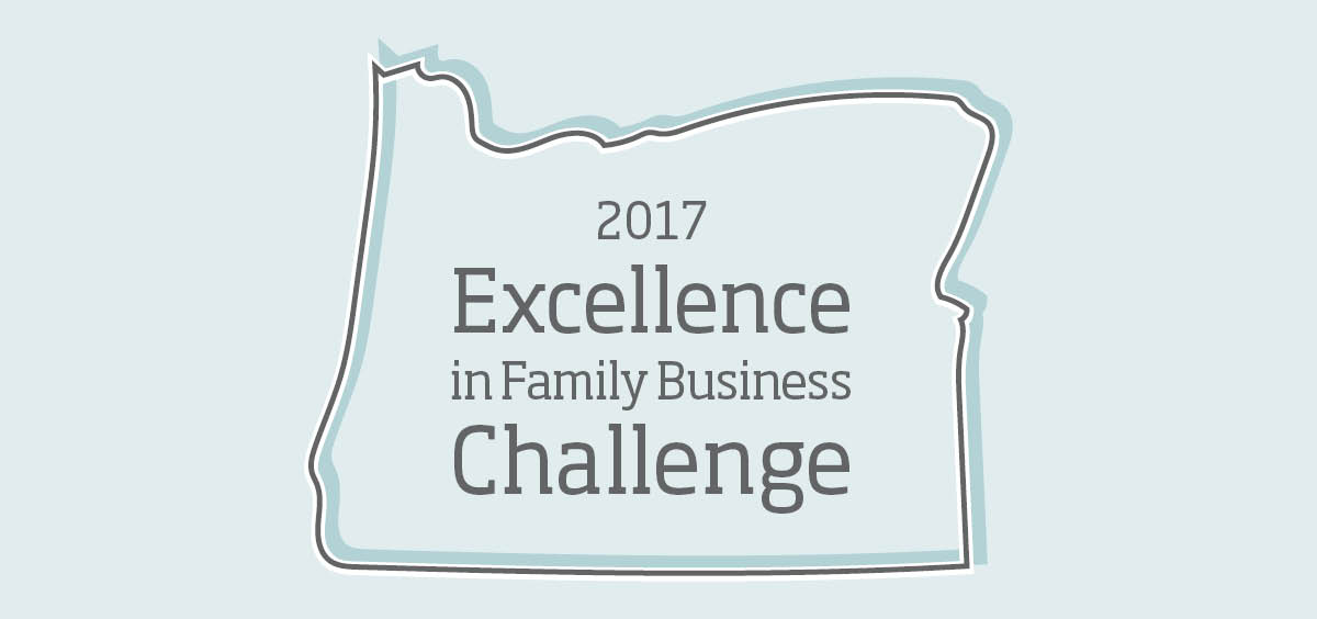 2017 Excellence in Family Business Challenge