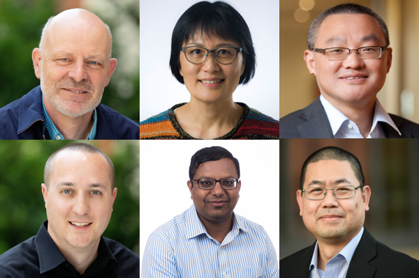 faculty members who have received research funding