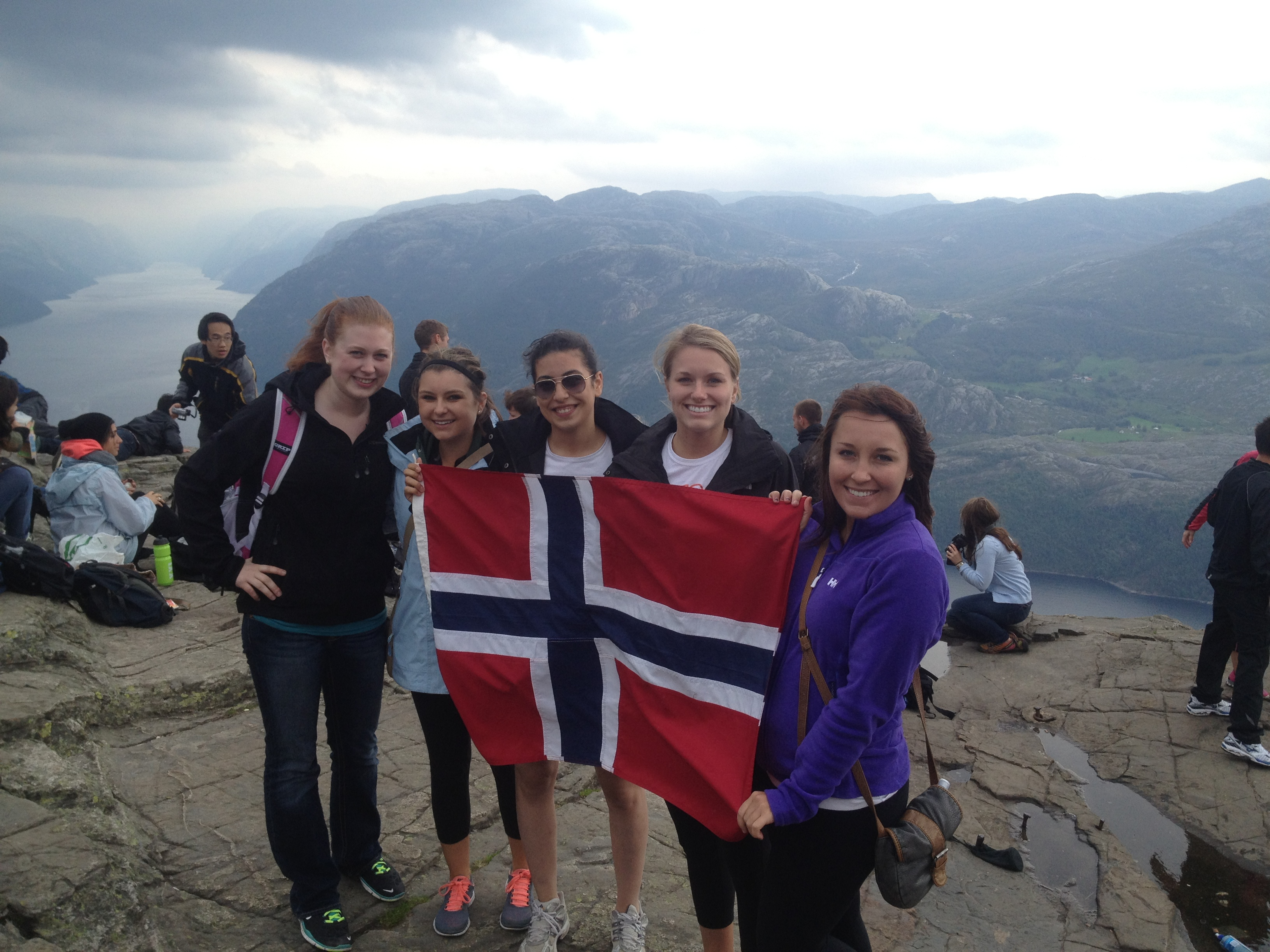 Students in Norway