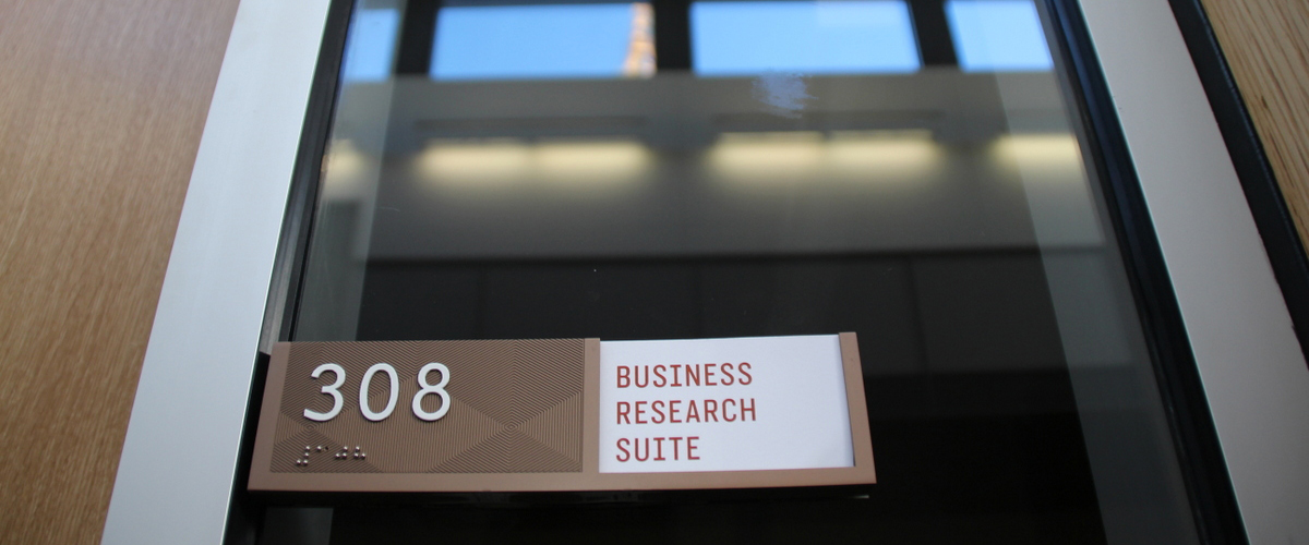austin hall business research suite