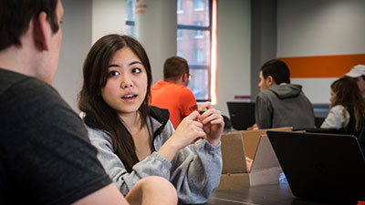 Launch Pad helps first year students explore new ideas and businesses