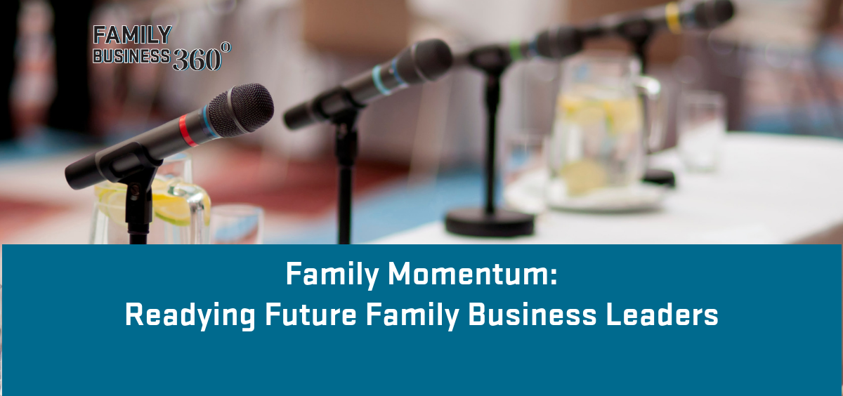 Readying Future Family Business Leaders