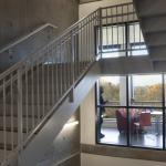 Austin Hall study spaces