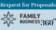 Family Business 360 Request for Proposals