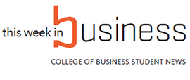 Oregon State College of Business This Week in Business